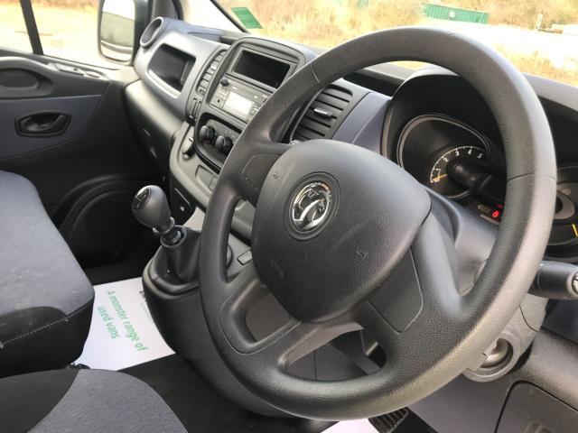 2017 Vauxhall Vivaro L2 H1 2900 1.6CDTI 120PS  EURO 6 Limited to 68 MPH (DX17VUK) Image 24