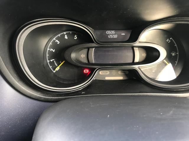 2017 Vauxhall Vivaro L2 H1 2900 1.6CDTI 120PS  EURO 6 Limited to 68 MPH (DX17VUK) Image 25