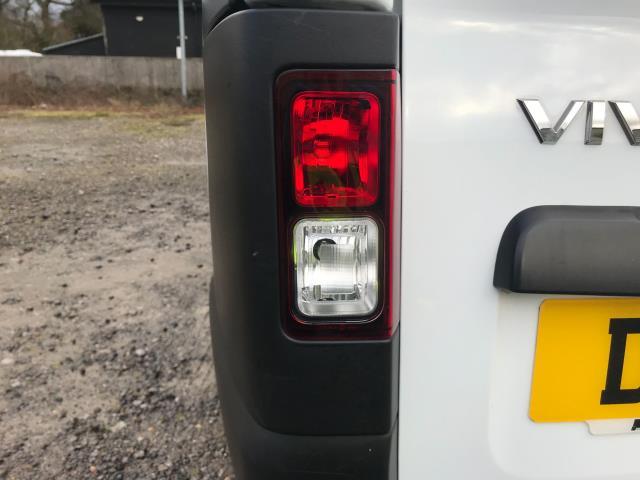 2017 Vauxhall Vivaro L2 H1 2900 1.6CDTI 120PS  EURO 6 Limited to 68 MPH (DX17VUK) Image 37