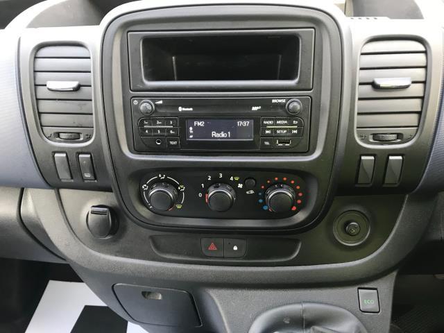 2017 Vauxhall Vivaro L2 H1 2900 1.6CDTI 120PS  EURO 6 Limited to 68 MPH (DX17VUK) Image 26