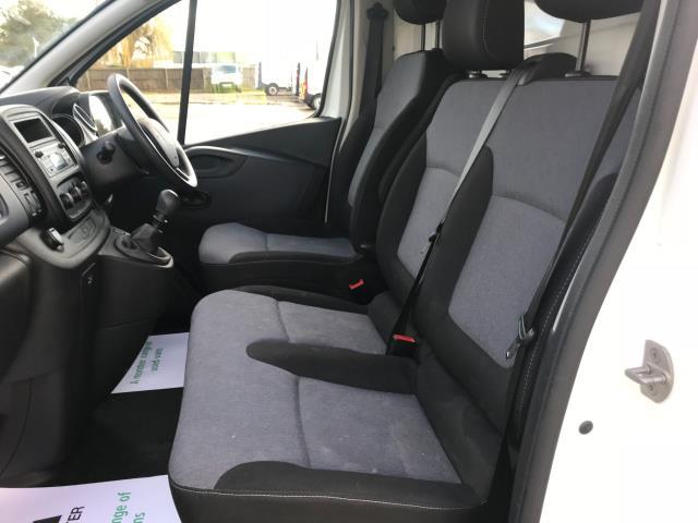 2017 Vauxhall Vivaro L2 H1 2900 1.6CDTI 120PS  EURO 6 Limited to 68 MPH (DX17VUK) Image 20