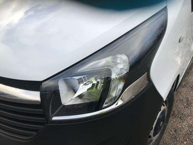 2017 Vauxhall Vivaro L2 H1 2900 1.6CDTI 120PS  EURO 6 Limited to 68 MPH (DX17VUK) Image 31