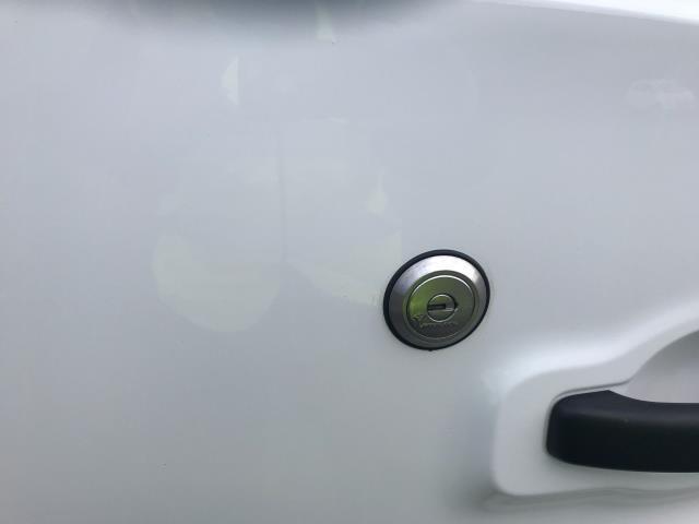 2017 Vauxhall Vivaro L2 H1 2900 1.6CDTI 120PS  EURO 6 Limited to 68 MPH (DX17VUK) Image 44