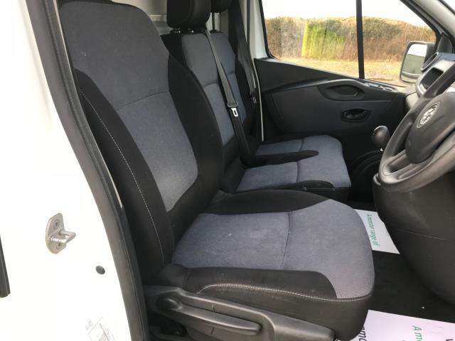 2017 Vauxhall Vivaro L2 H1 2900 1.6CDTI 120PS  EURO 6 Limited to 68 MPH (DX17VUK) Image 22
