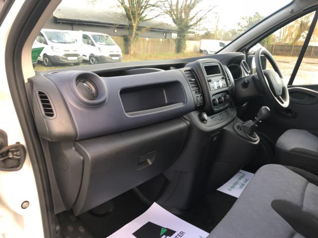 2017 Vauxhall Vivaro L2 H1 2900 1.6CDTI 120PS  EURO 6 Limited to 68 MPH (DX17VUK) Image 19