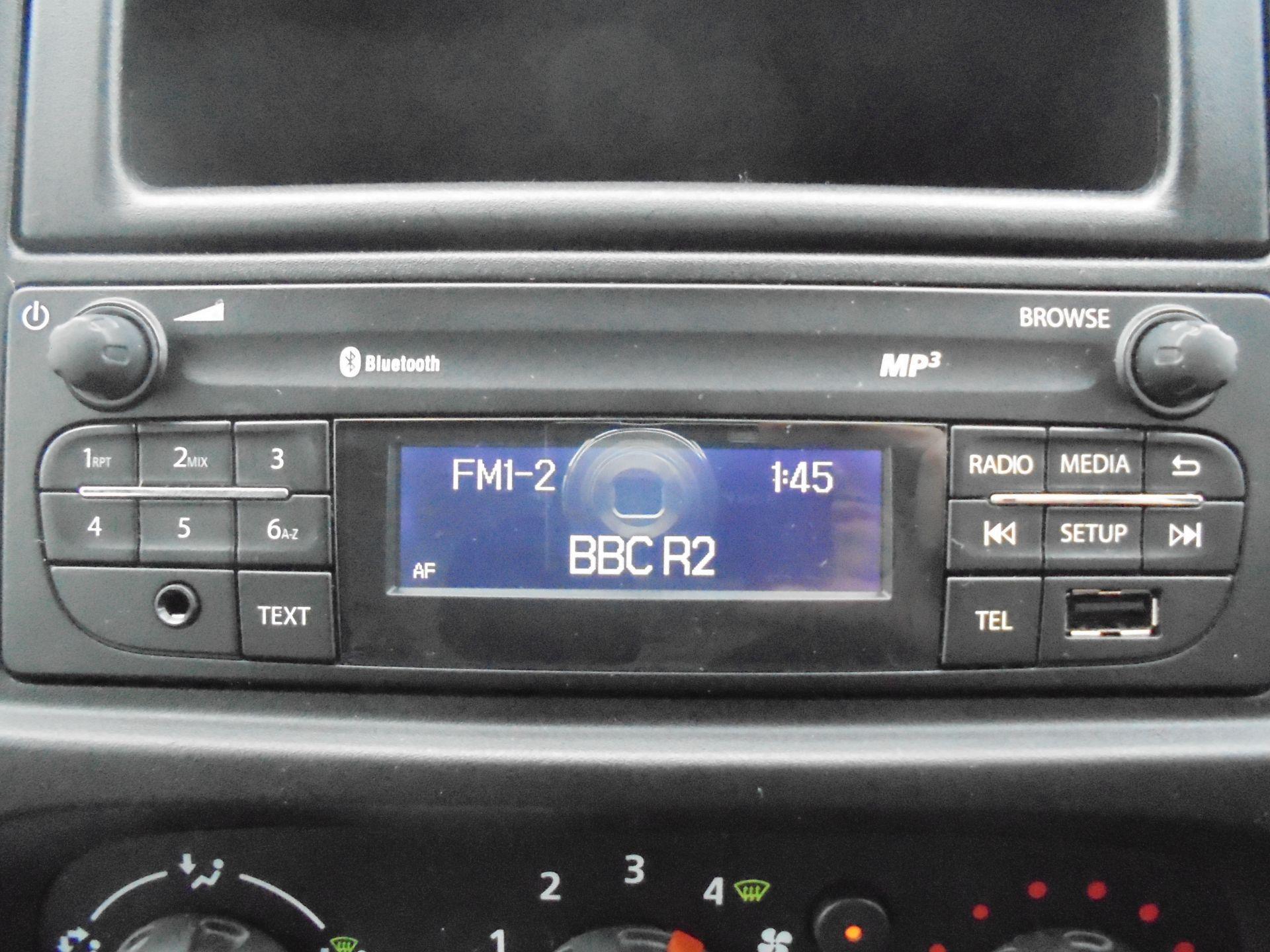 2017 Vauxhall Vivaro  L2 H1 2900 1.6 BITURBO 125PS ECOFLEX COMBI 9 SEAT EURO 6 (DX17VWC) Image 24