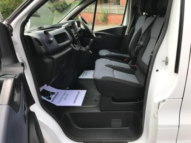 2017 Vauxhall Vivaro 2900 1.6Cdti 120Ps H1 Doublecab (DX17VXD) Image 25