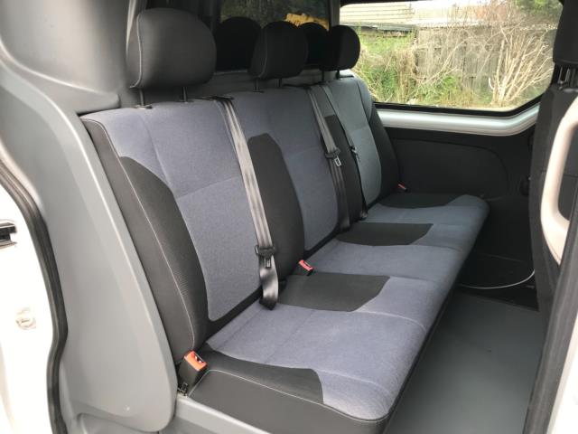 2017 Vauxhall Vivaro 2900 1.6Cdti 120Ps H1 Doublecab (DX17VXD) Image 35