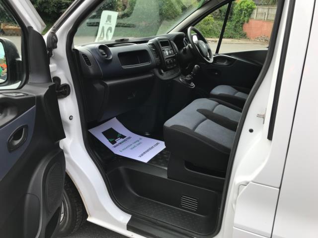 2017 Vauxhall Vivaro 2900 1.6Cdti 120Ps H1 Doublecab (DX17VXD) Image 23