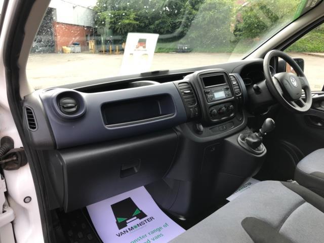 2017 Vauxhall Vivaro 2900 1.6Cdti 120Ps H1 Doublecab (DX17VXD) Image 24