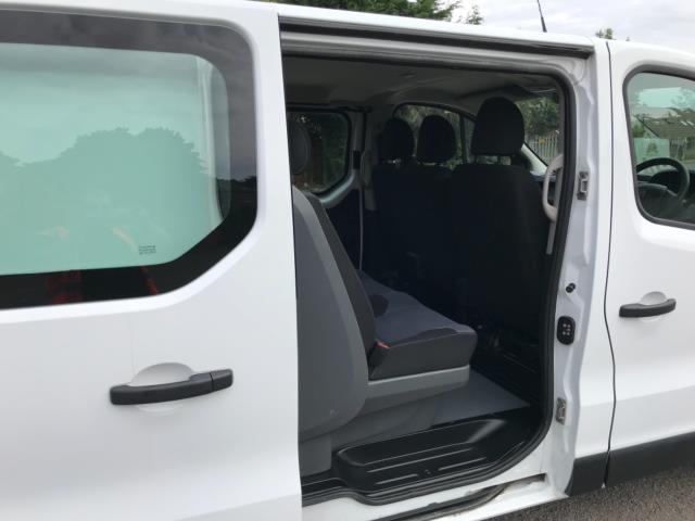 2017 Vauxhall Vivaro 2900 1.6Cdti 120Ps H1 Doublecab (DX17VXD) Image 33
