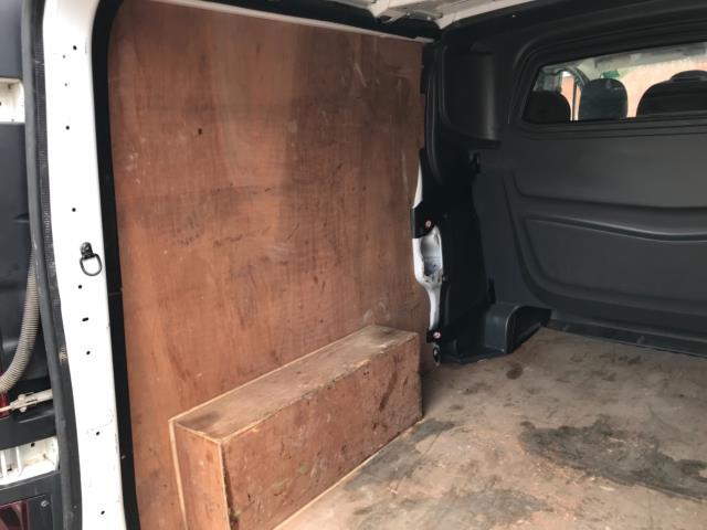 2017 Vauxhall Vivaro 2900 1.6Cdti 120Ps H1 Doublecab (DX17VXD) Image 41