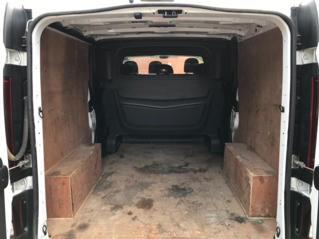 2017 Vauxhall Vivaro 2900 1.6Cdti 120Ps H1 Doublecab (DX17VXD) Image 39