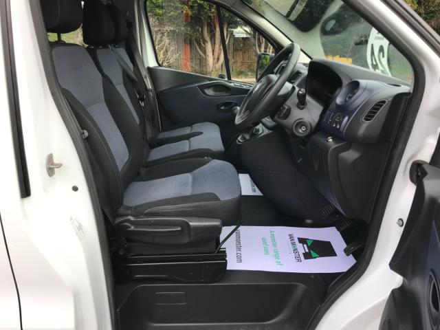 2017 Vauxhall Vivaro 2900 1.6Cdti 120Ps H1 Doublecab (DX17VXD) Image 12