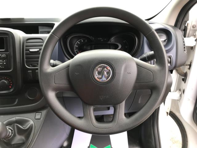 2017 Vauxhall Vivaro 2900 1.6Cdti 120Ps H1 Doublecab (DX17VXD) Image 14