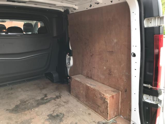 2017 Vauxhall Vivaro 2900 1.6Cdti 120Ps H1 Doublecab (DX17VXD) Image 42