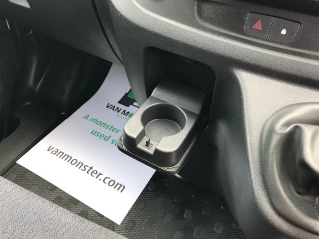 2017 Vauxhall Vivaro 2900 1.6Cdti 120Ps H1 Doublecab (DX17VXD) Image 22
