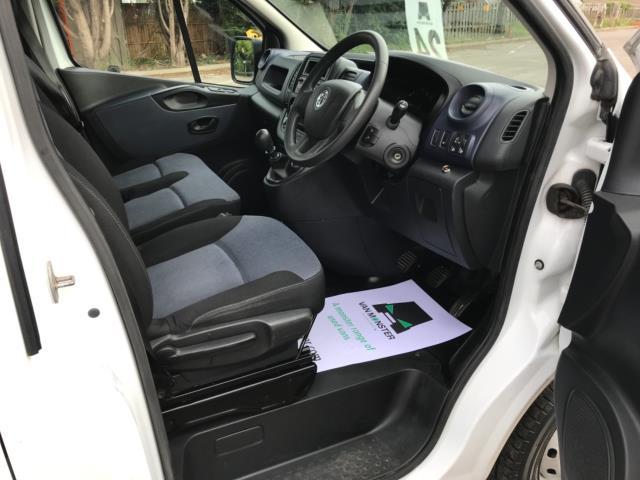 2017 Vauxhall Vivaro 2900 1.6Cdti 120Ps H1 Doublecab (DX17VXD) Image 10