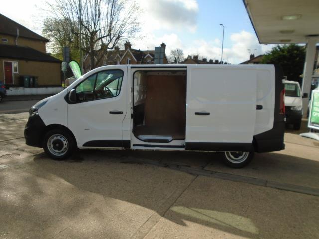 2017 Vauxhall Vivaro 2900 1.6Cdti 120Ps H1 Van (DX17VYF) Image 9
