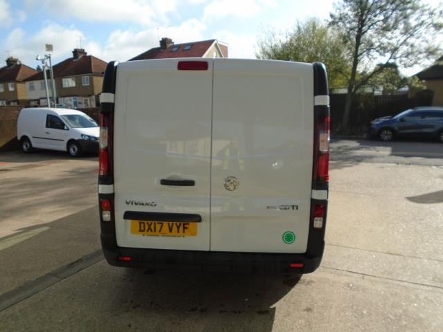 2017 Vauxhall Vivaro 2900 1.6Cdti 120Ps H1 Van (DX17VYF) Image 6