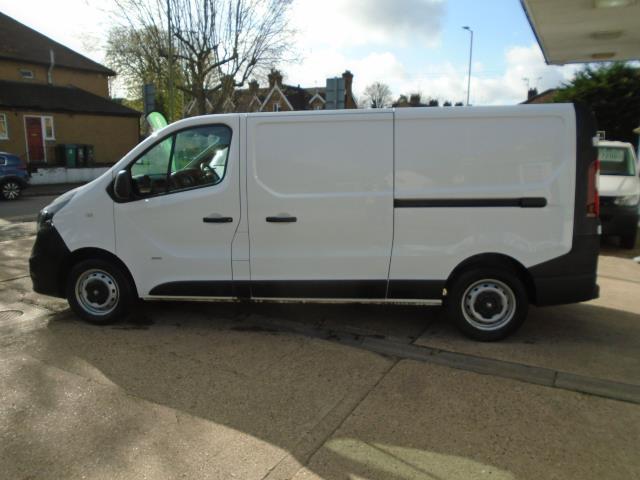 2017 Vauxhall Vivaro 2900 1.6Cdti 120Ps H1 Van (DX17VYF) Image 8