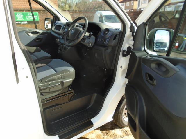 2017 Vauxhall Vivaro 2900 1.6Cdti 120Ps H1 Van (DX17VYF) Image 11