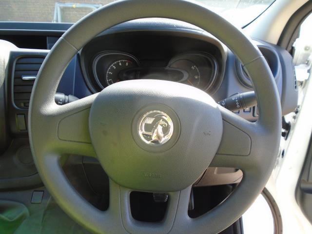 2017 Vauxhall Vivaro 2900 1.6Cdti 120Ps H1 Van (DX17VYF) Image 17