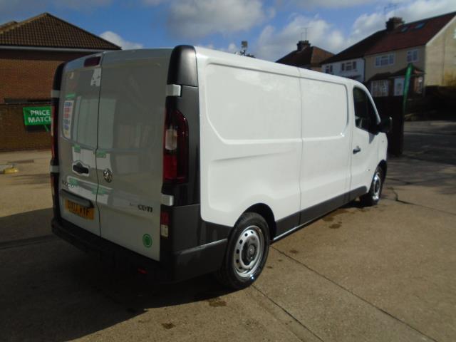 2017 Vauxhall Vivaro 2900 1.6Cdti 120Ps H1 Van (DX17VYF) Image 5