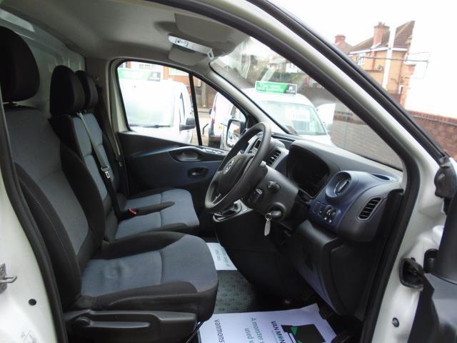 2017 Vauxhall Vivaro 2900 1.6Cdti 120Ps H1 Van (DX17VYH) Image 7