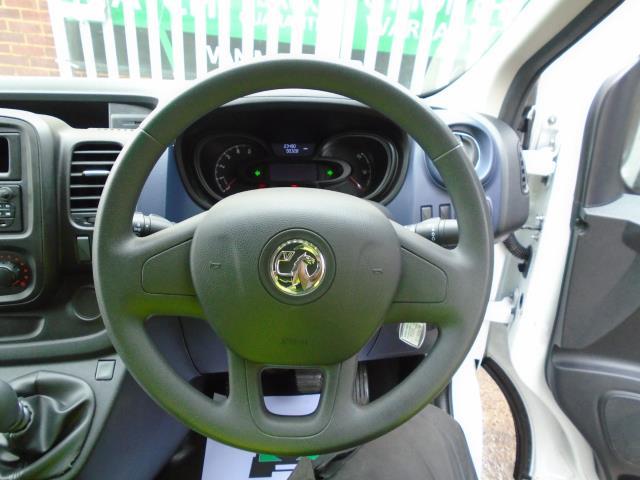 2017 Vauxhall Vivaro 2900 1.6Cdti 120Ps H1 Van (DX17VYH) Image 10