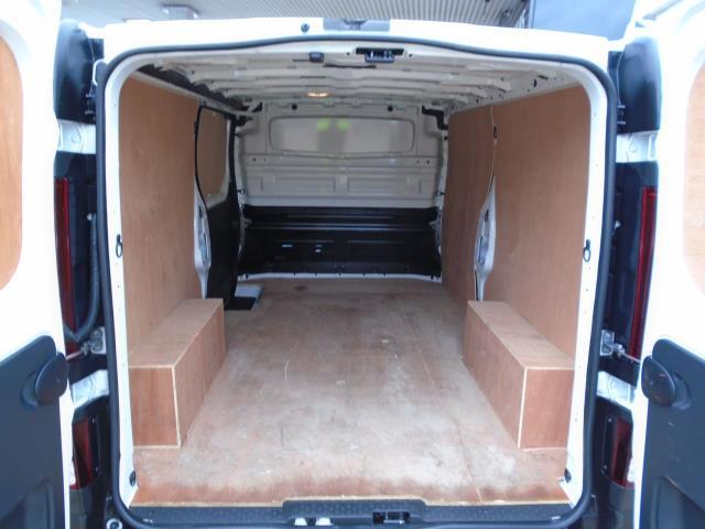 2017 Vauxhall Vivaro 2900 1.6Cdti 120Ps H1 Van (DX17VYH) Image 14