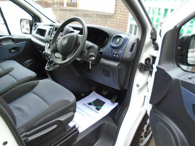 2017 Vauxhall Vivaro 2900 1.6Cdti 120Ps H1 Van (DX17VYH) Image 9