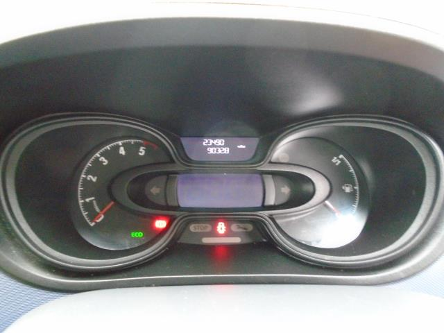 2017 Vauxhall Vivaro 2900 1.6Cdti 120Ps H1 Van (DX17VYH) Image 11
