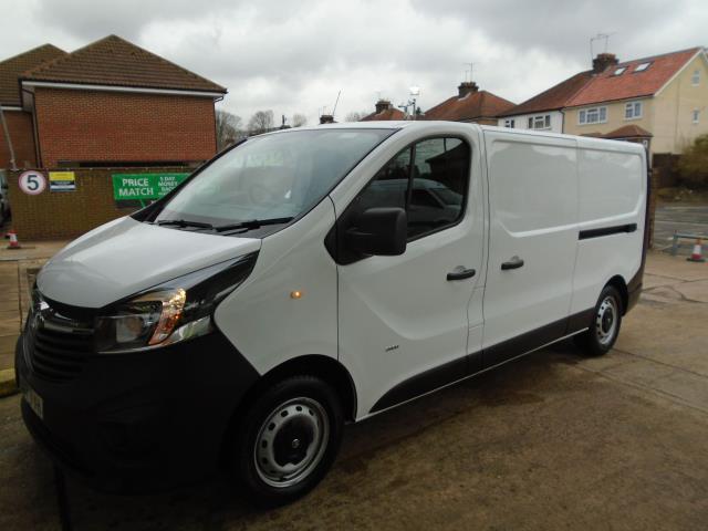 2017 Vauxhall Vivaro 2900 1.6Cdti 120Ps H1 Van (DX17VYH) Image 3