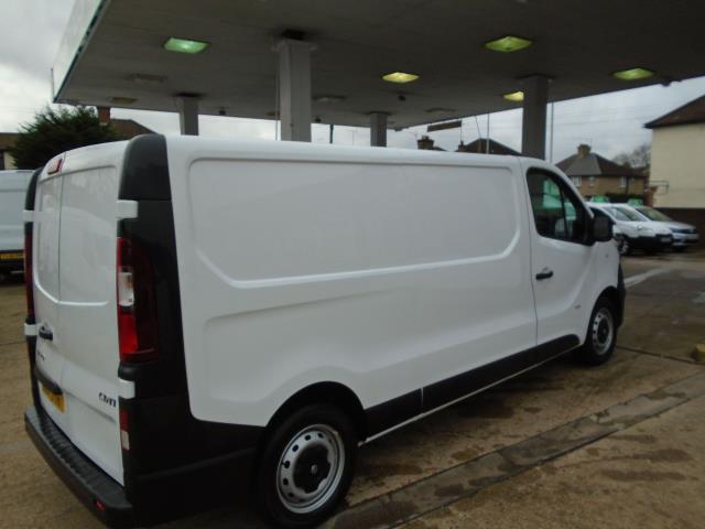 2017 Vauxhall Vivaro 2900 1.6Cdti 120Ps H1 Van (DX17VYH) Image 8