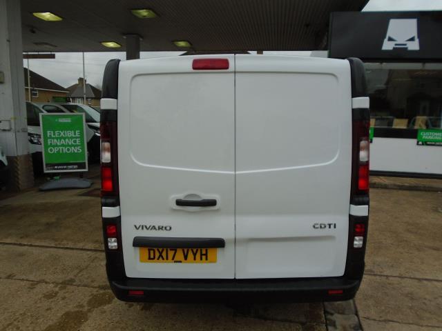 2017 Vauxhall Vivaro 2900 1.6Cdti 120Ps H1 Van (DX17VYH) Image 5