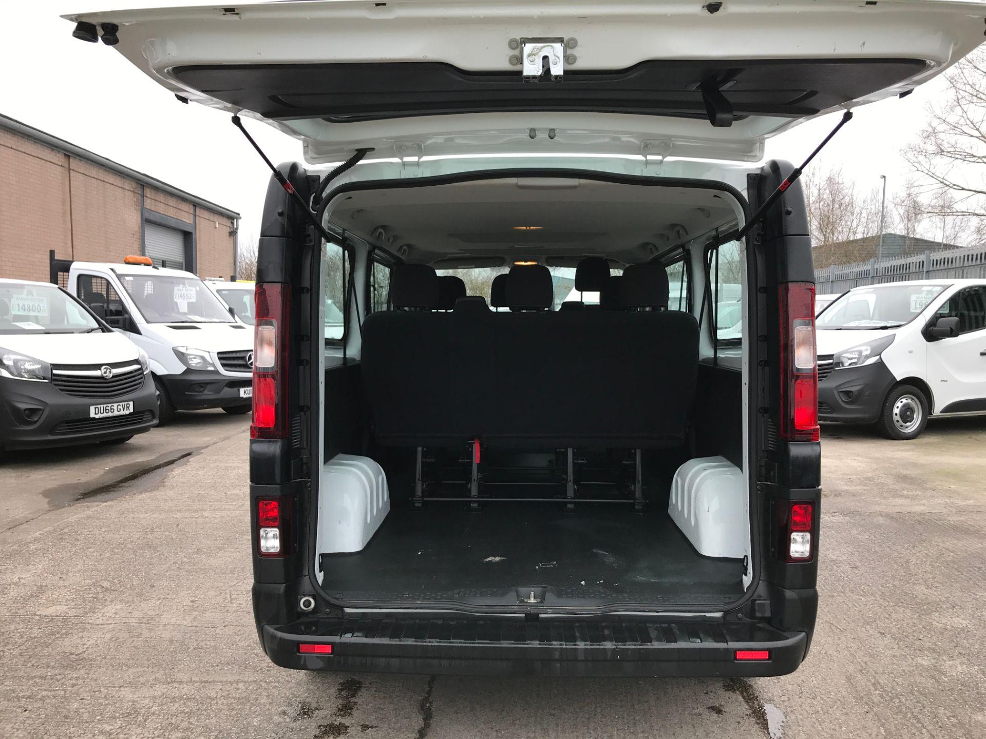 2017 Vauxhall Vivaro 2900 L2 H1 1.6BITURBO 125PS ECOFLEX 9 SEAT EURO 6 (DX17VYS) Image 17