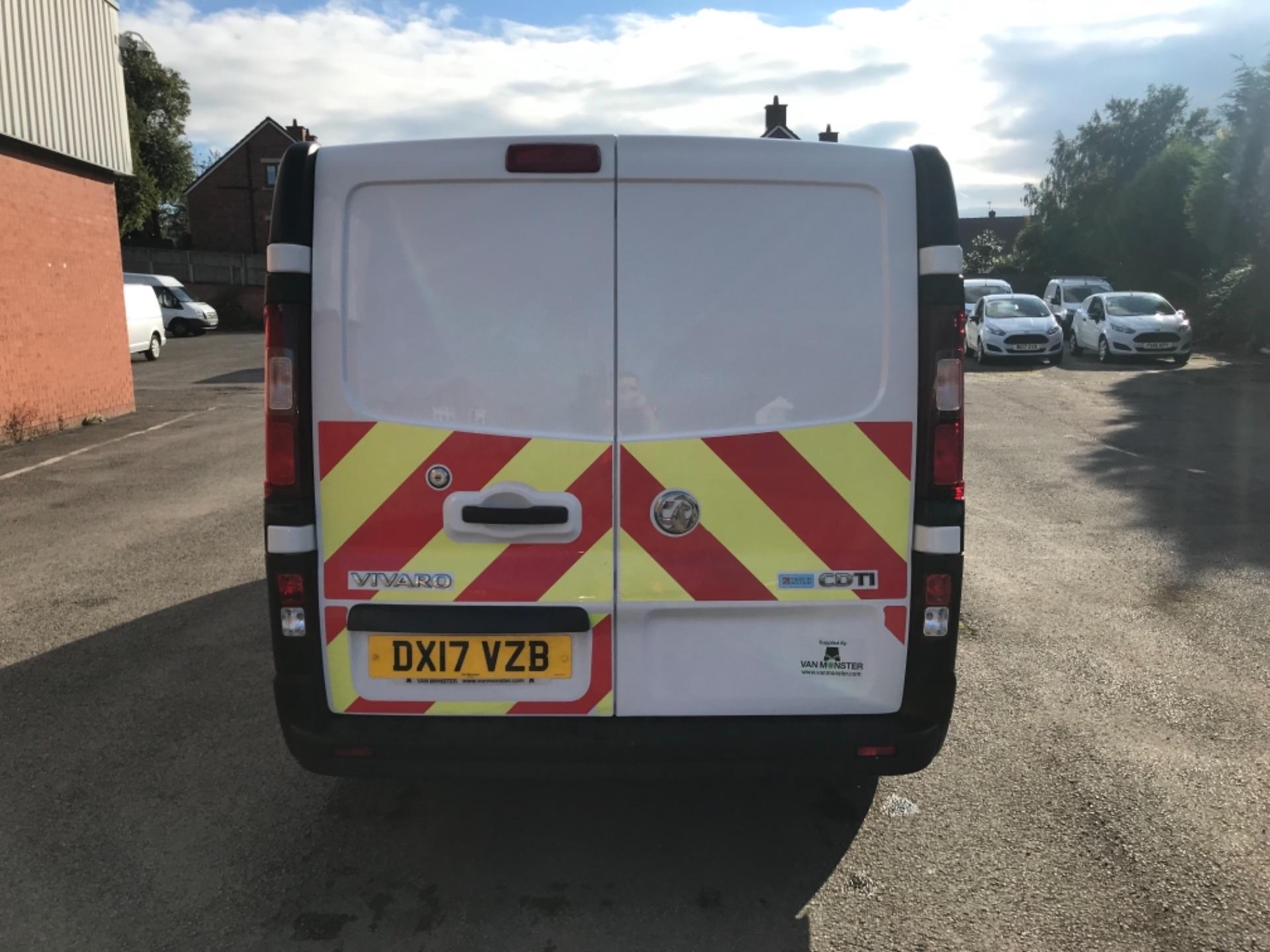 2017 Vauxhall Vivaro L2 2900 1.6Cdti 120Ps H1 Van EURO 6 (SPEED LIMITED TO 68MPH) (DX17VZB) Image 6