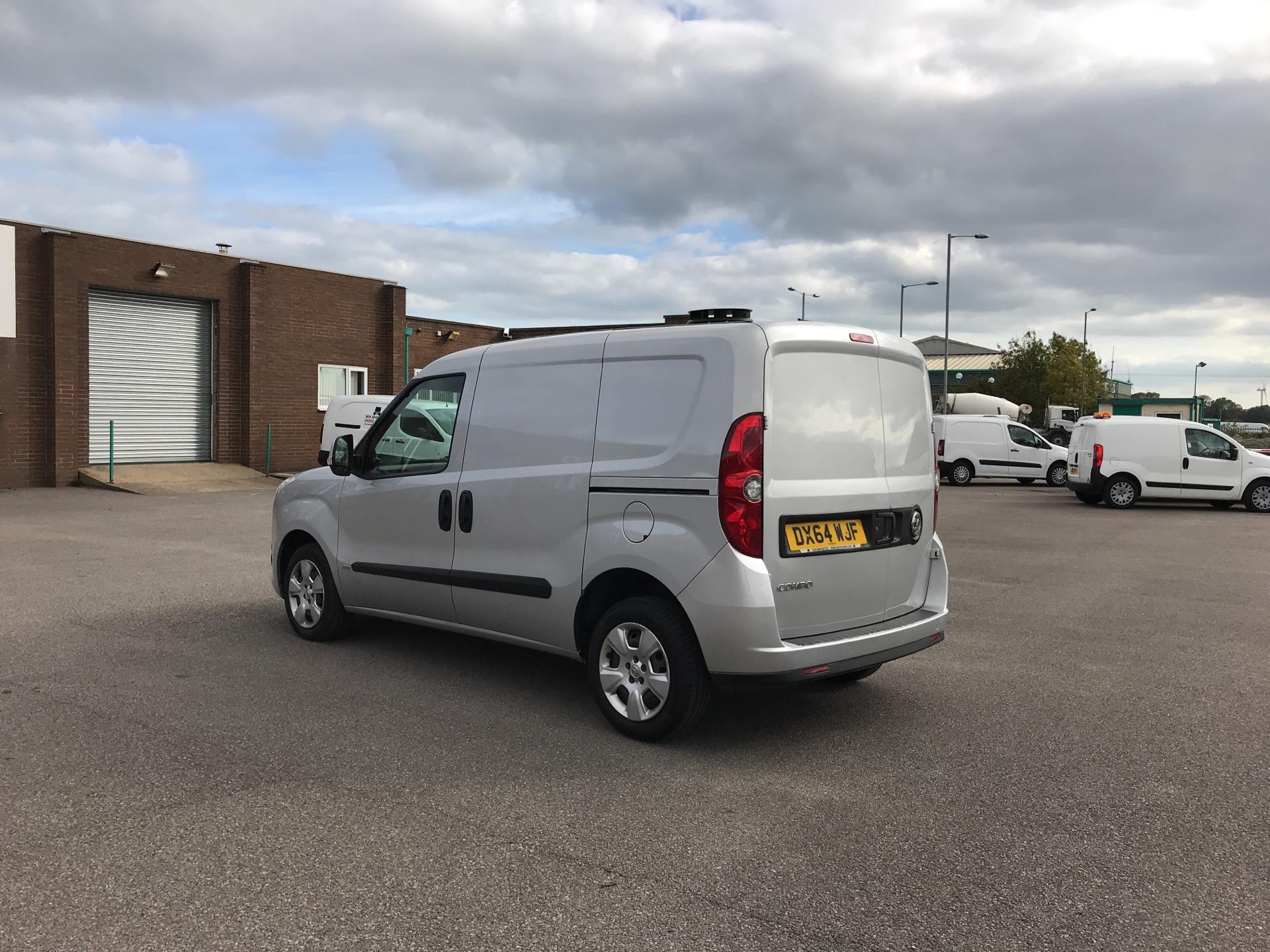 2014 Vauxhall Combo  L1 H1 2000 1.3 16V SPORTIVE EURO 5 AIR CON (DX64WJF) Image 5