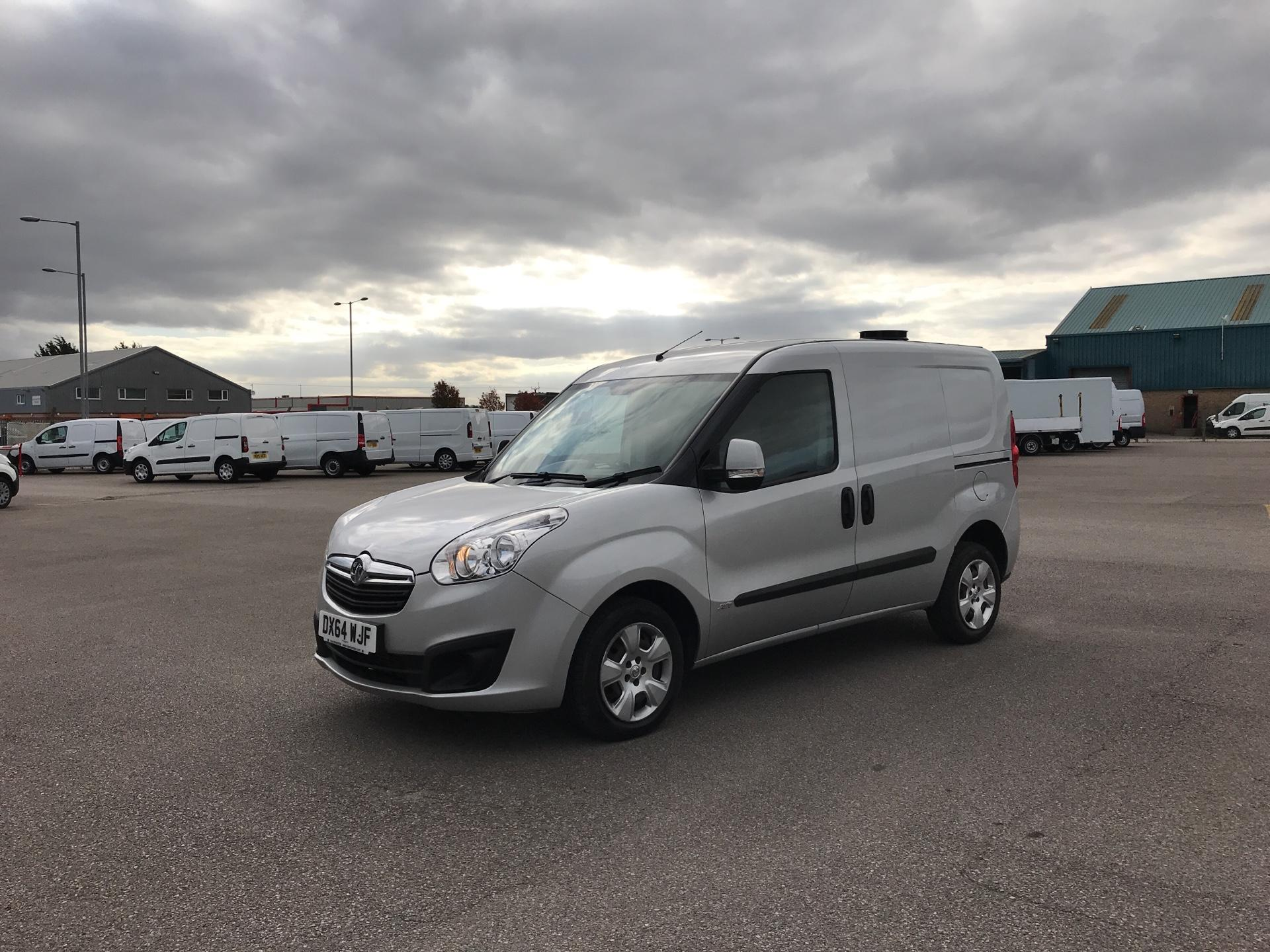 2014 Vauxhall Combo  L1 H1 2000 1.3 16V SPORTIVE EURO 5 AIR CON (DX64WJF) Image 7