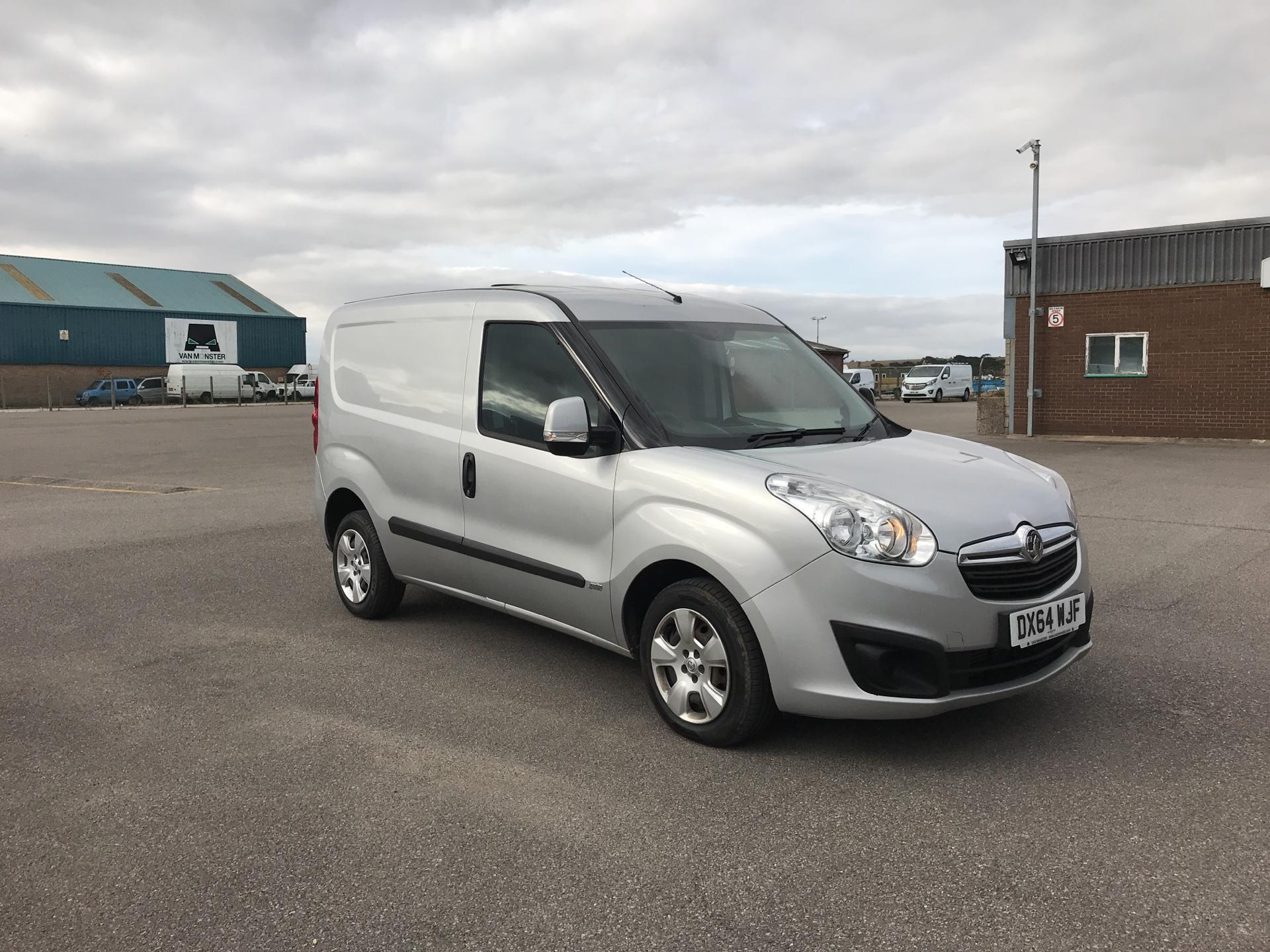2014 Vauxhall Combo  L1 H1 2000 1.3 16V SPORTIVE EURO 5 AIR CON (DX64WJF)