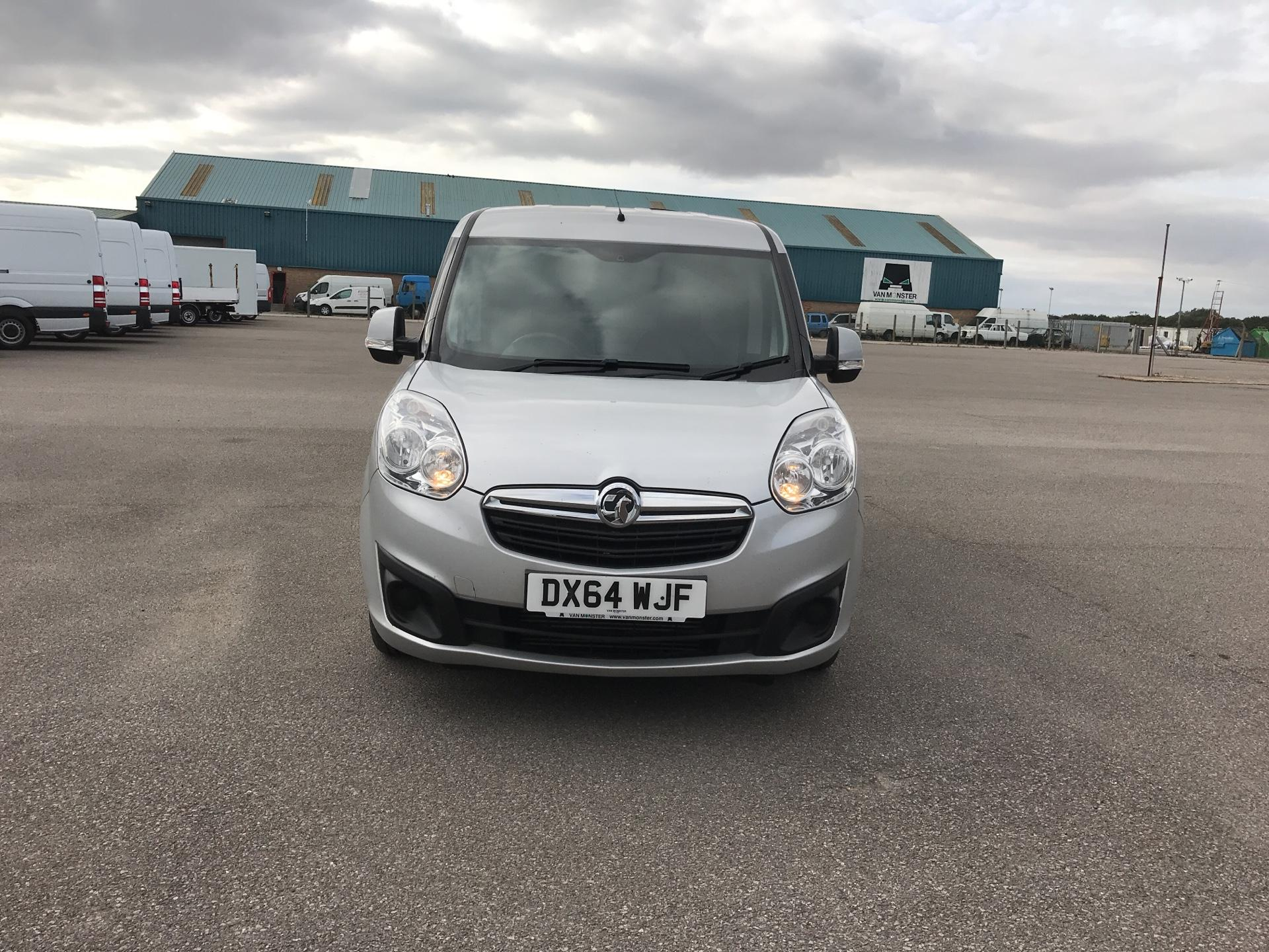 2014 Vauxhall Combo  L1 H1 2000 1.3 16V SPORTIVE EURO 5 AIR CON (DX64WJF) Image 8