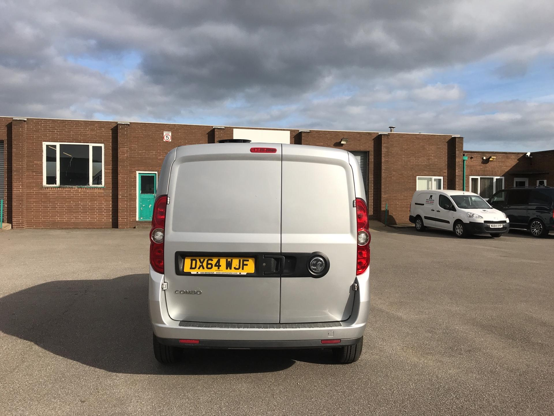 2014 Vauxhall Combo  L1 H1 2000 1.3 16V SPORTIVE EURO 5 AIR CON (DX64WJF) Image 4