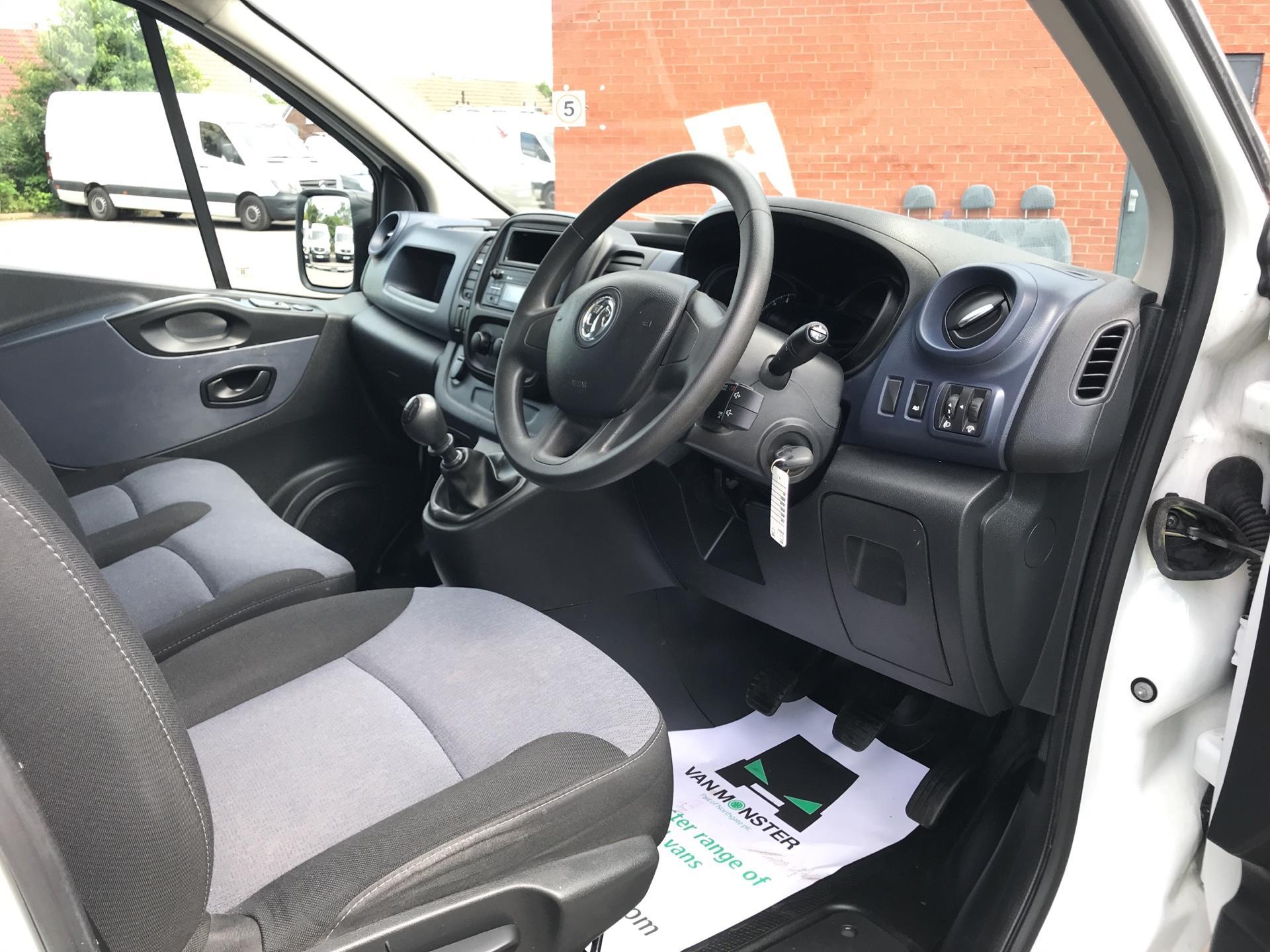 2015 Vauxhall Vivaro 2900 1.6Cdti 115Ps H1 Doublecab Euro 5 (DX65UAM) Image 9