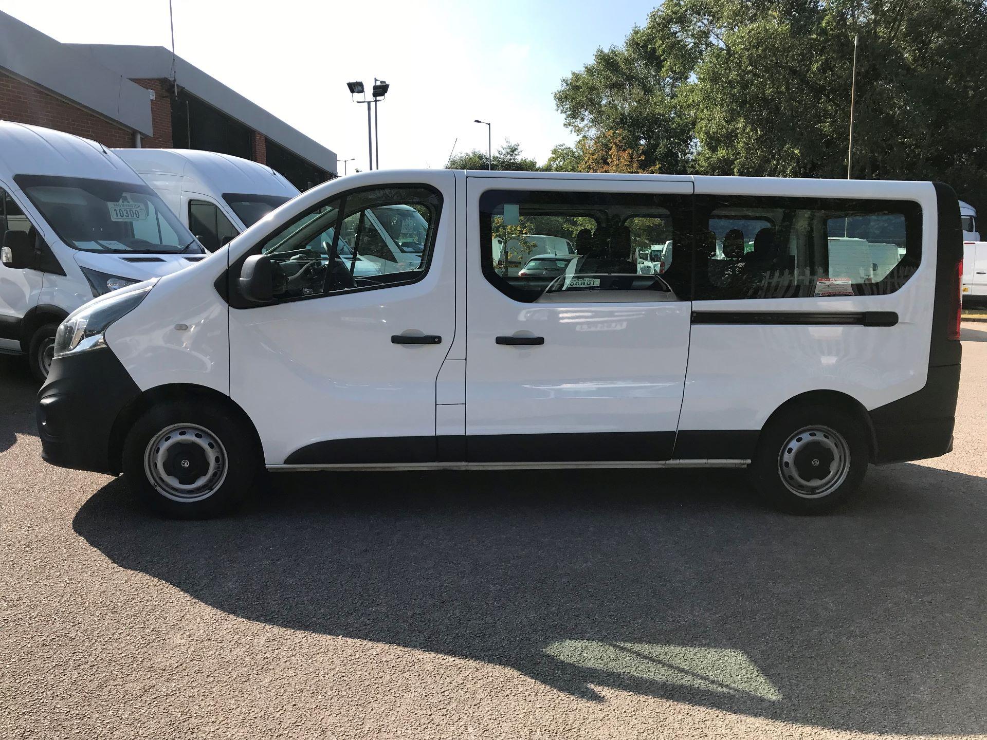2015 Vauxhall Vivaro  L2 H1 2900 1.6 115PS COMBI 9 SEAT EURO 5 (DX65UBJ) Image 16