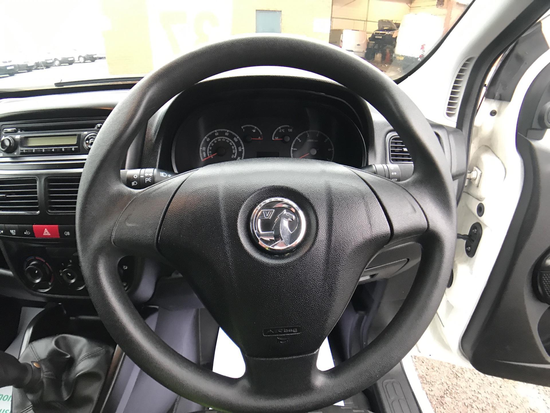 2015 Vauxhall Combo L1 H1 2000 1.3 16V  EURO 5 (DX65UEJ) Image 12
