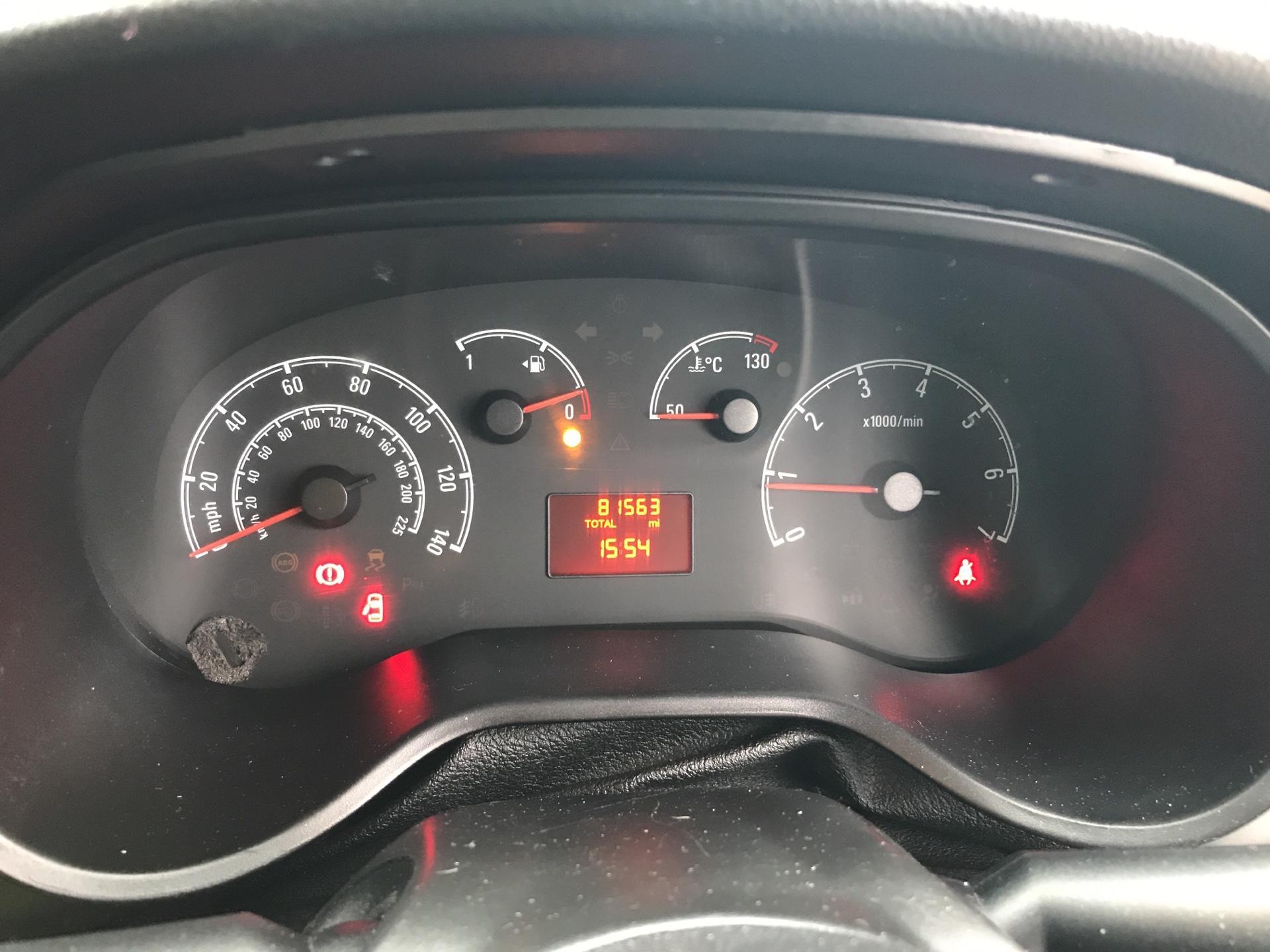 2015 Vauxhall Combo  L1 H1 2000 1.3 16V  EURO 5 (DX65UEL) Image 13