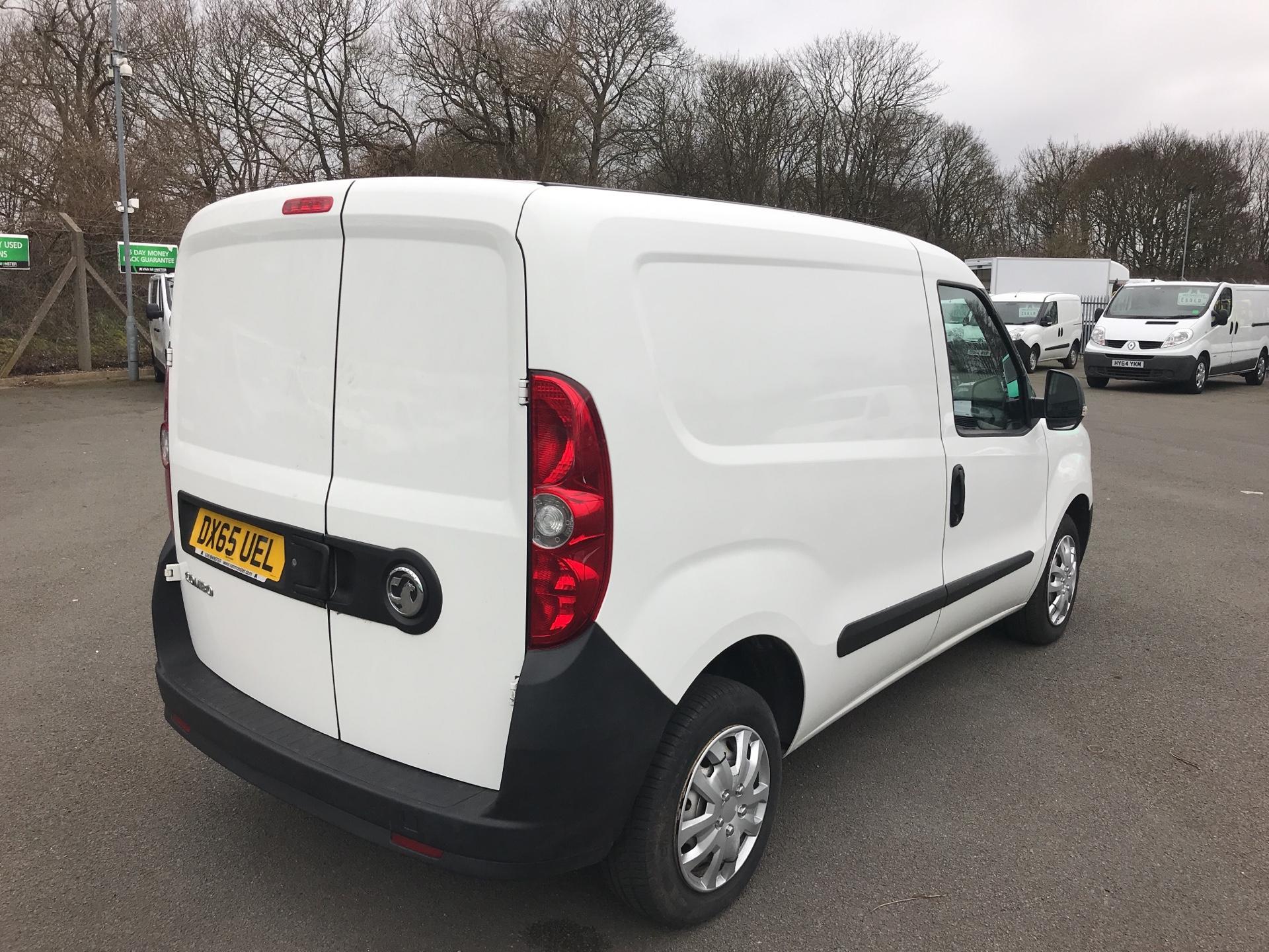 2015 Vauxhall Combo  L1 H1 2000 1.3 16V  EURO 5 (DX65UEL) Image 3