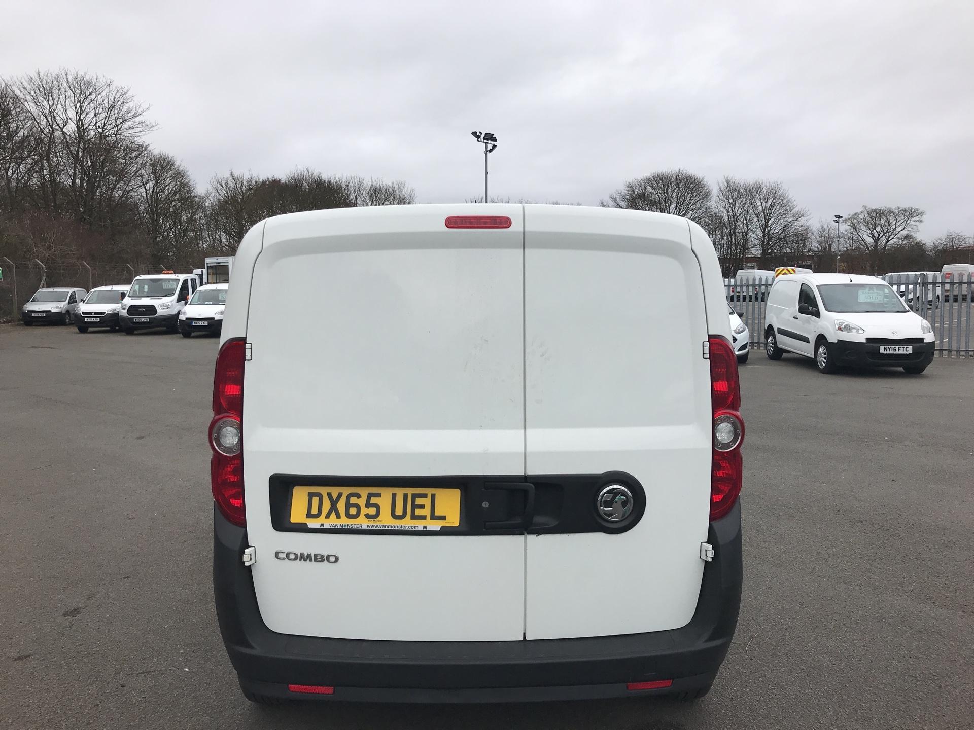 2015 Vauxhall Combo  L1 H1 2000 1.3 16V  EURO 5 (DX65UEL) Image 4