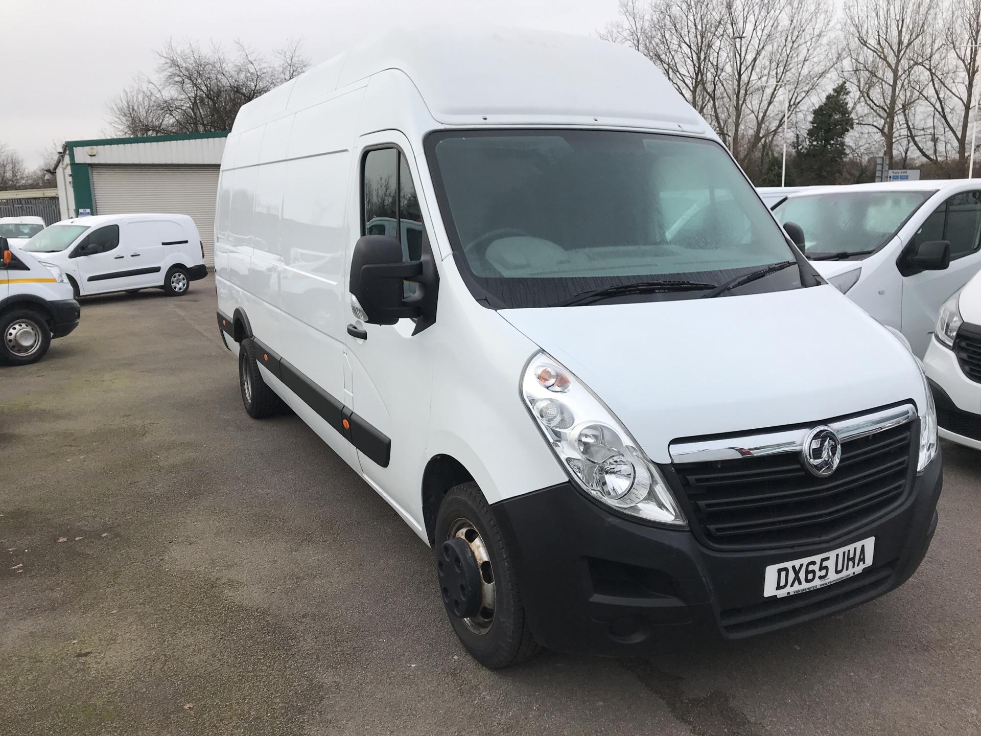 2015 Vauxhall Movano 35 L4 H3 125PS EURO 5 *VALUE RANGE VEHICLE - CONDITION REFLECTED IN PRICE* (DX65UHA)